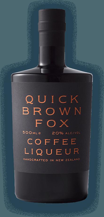Quick Brown Fox Bottle